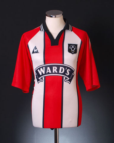 Sheffield United Home Shirt 1997