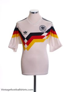 Germany home shirt 1988