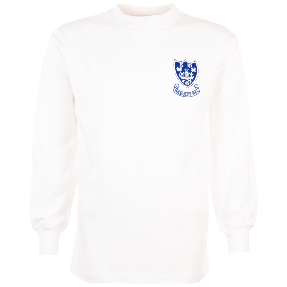 Sheffield Wednesday Cup Final Shirt 1966