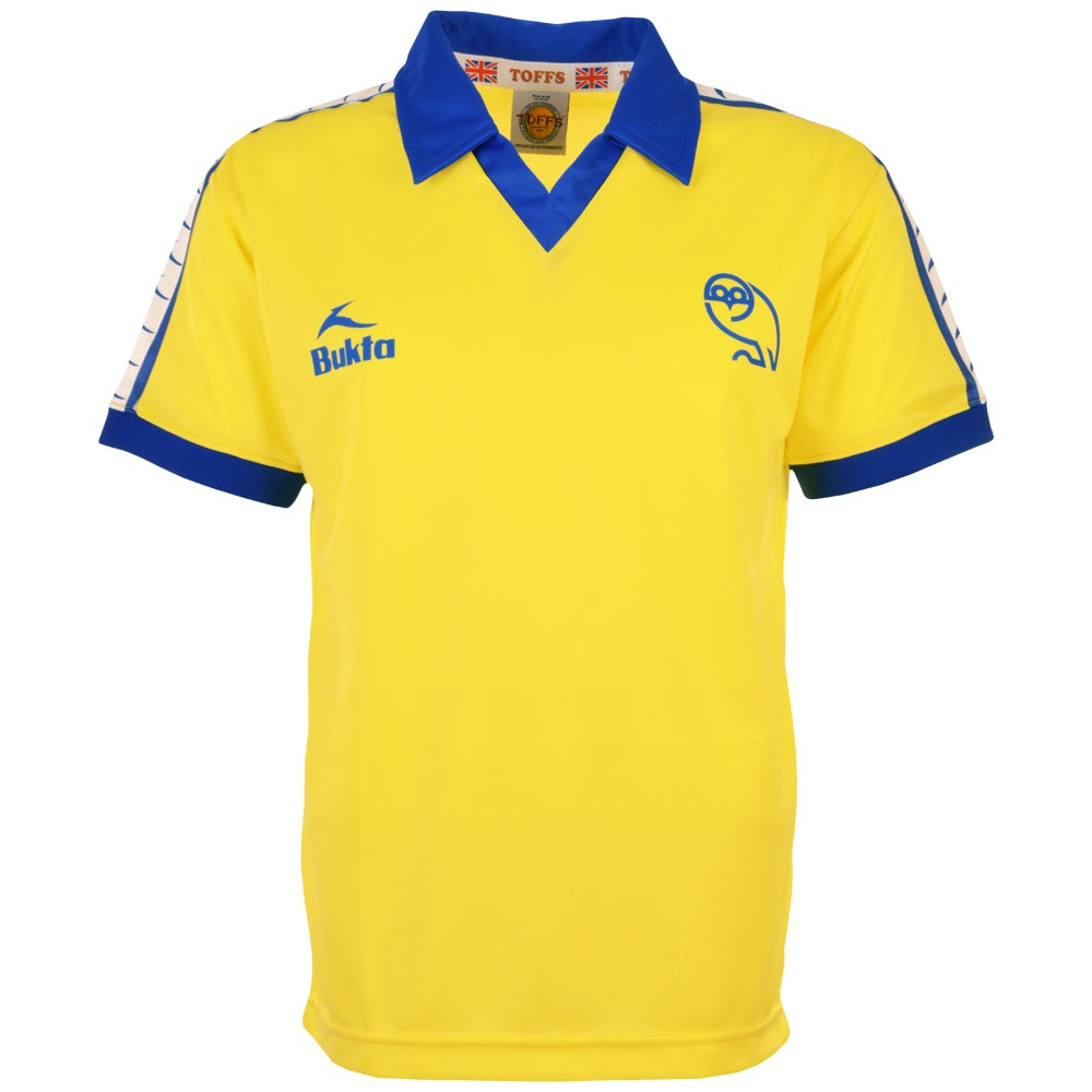 Retro Sheffield Wednesday shirts away 1979