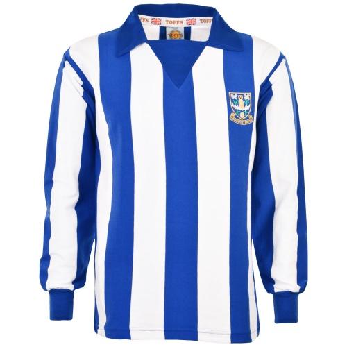 375db6444d6 Sheffield Wednesday Retro Shirts – Be A Stylish Owl!