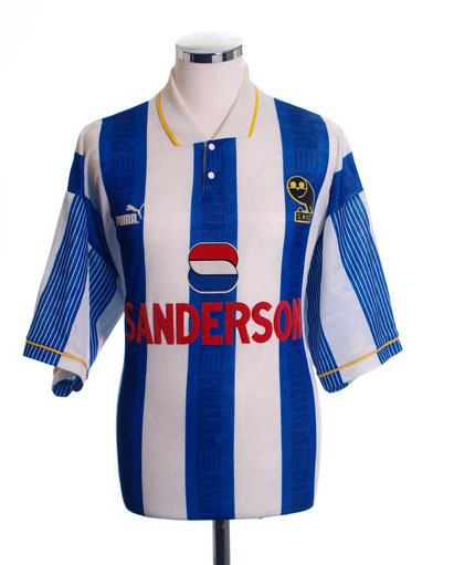 Sheffield Wednesday Home Shirt 1993