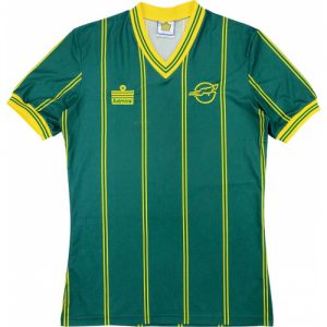 Leicester Away Shirt 1983