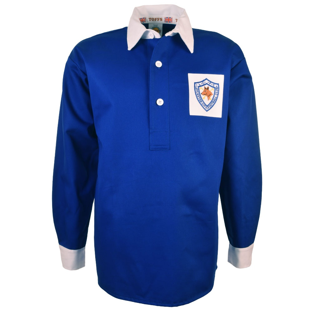 Leicester Home Shirt 1950s