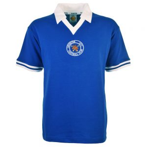 Leicester City Retro Shirts home 1976