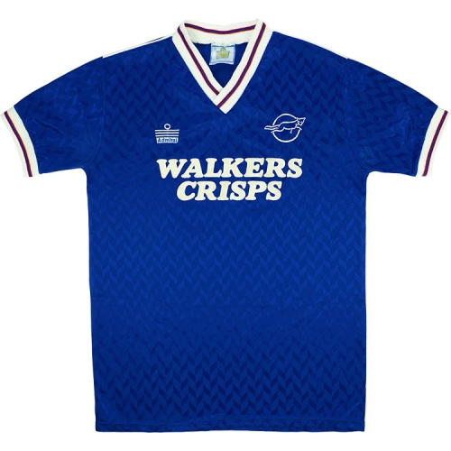 Leicester Home Shirt 1987
