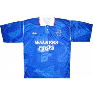 Leicester Home Shirt 1990