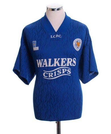 Leicester Home Shirt 1992