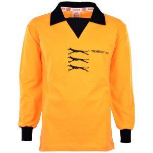 Wolves Home Shirt 1974