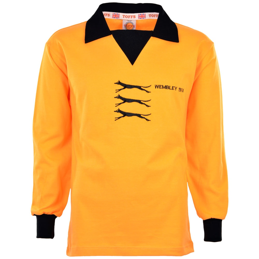 Wolves Home Shirt 1974