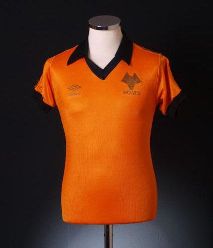 Wolves Retro Shirts home 1979
