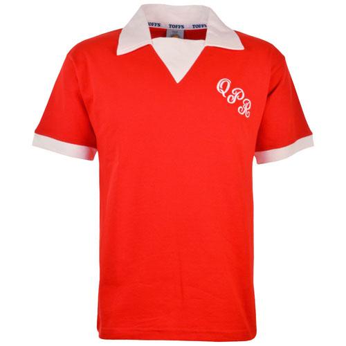 QPR Retro Shirts 1970s away