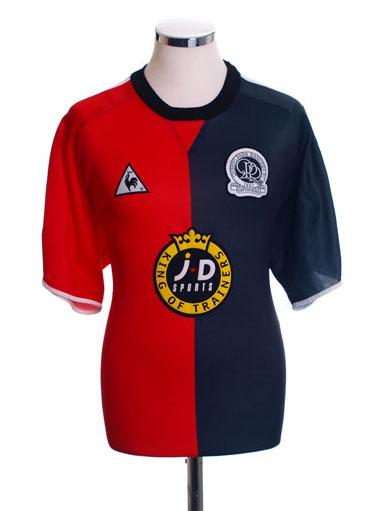 QPR Away Shirt 2002