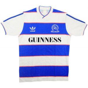 QPR Home Shirt 1983