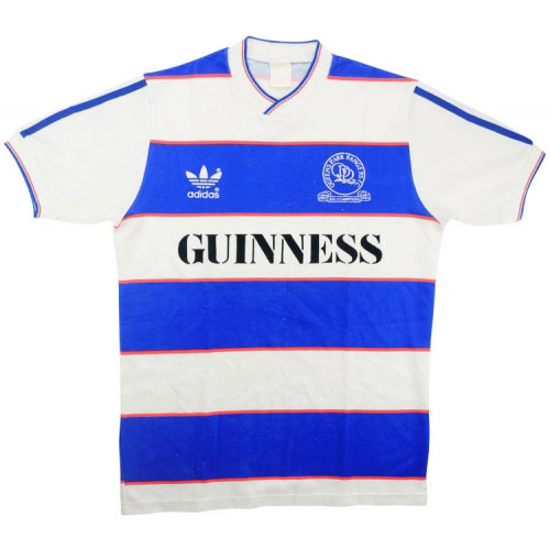 QPR Retro Shirts 1983 home