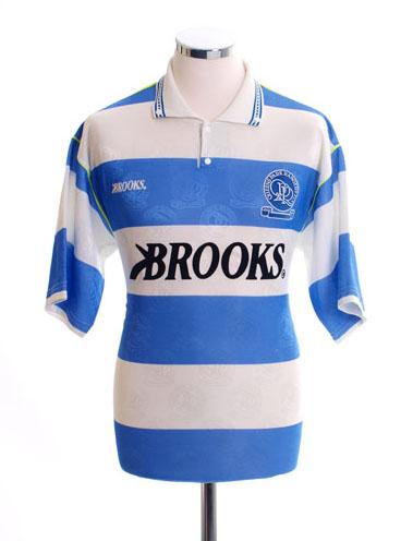 QPR Retro Shirts home 1991