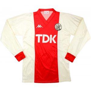 Ajax Home Shirt 1985