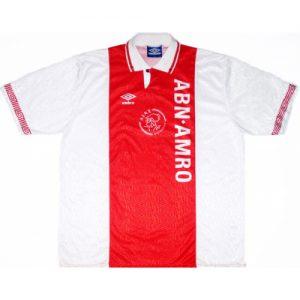 Ajax Home Shirt 1991