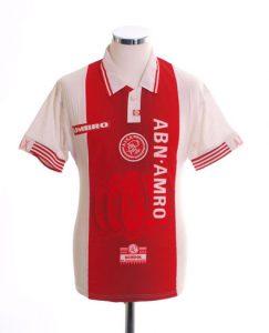 Ajax Home Shirt 1997