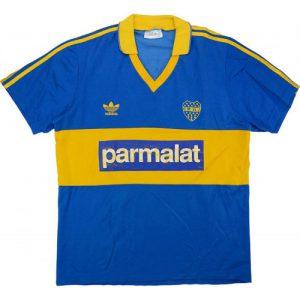 Boca Juniors 1992 home shirt