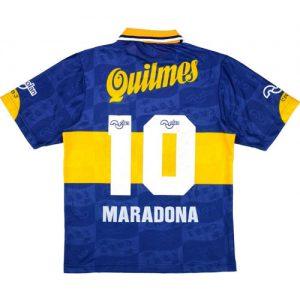 Boca Juniors 1996 home shirt