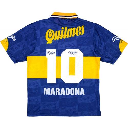 Boca Juniors retro shirt home 1996
