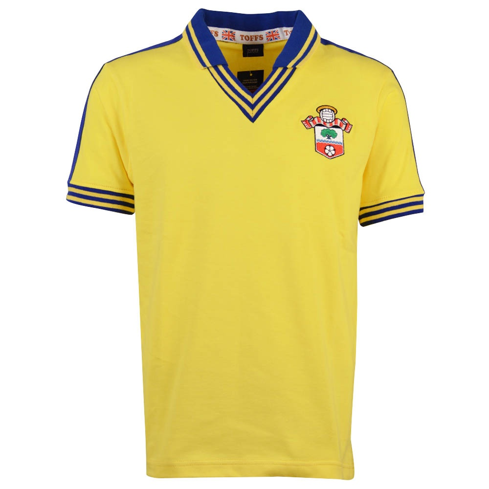 Southampton Retro Shirt away 1975