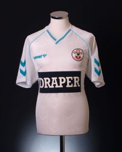 Southampton away shirt 1989