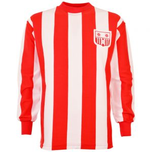 Southampton home shirt 1960s