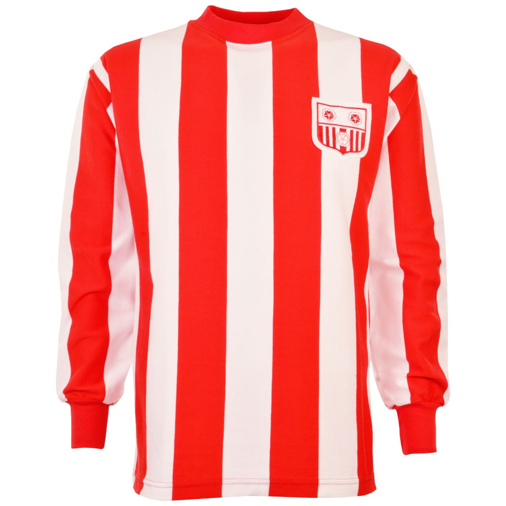 Southampton home shirt 1960s