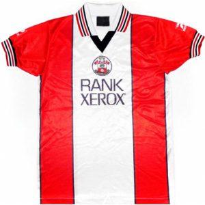 Southampton home shirt 1980