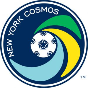 New York Cosmos badge