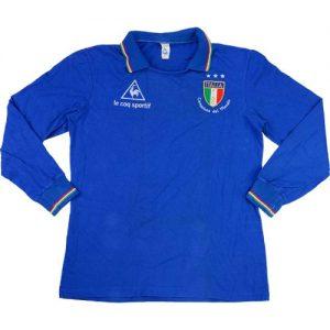Italy Home Shirt 1982