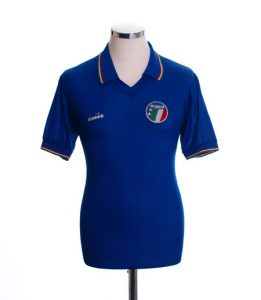 Italy Home Shirt 1990