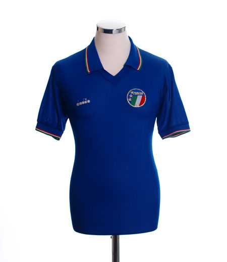 Retro Italy Shirt 1986 home