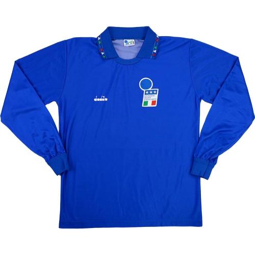 Italy Home Shirt 1992