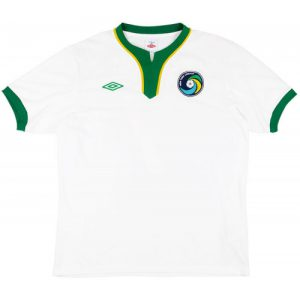 New York Cosmos 2011 home shirt