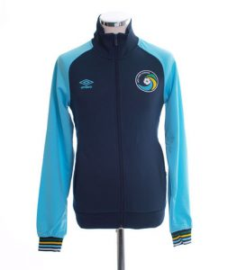 New York Cosmos track jacket 2011