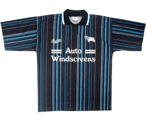 Derby 1993 away shirt