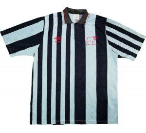 Derby 1989 home shirt