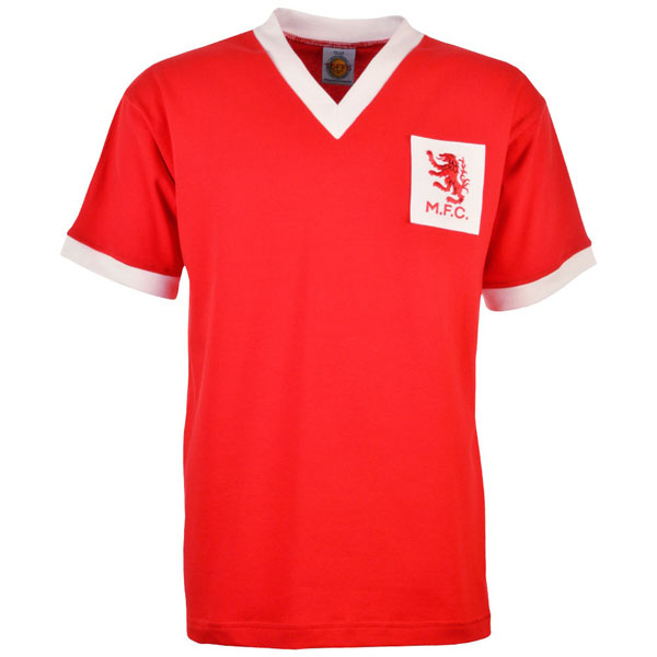 Classic Middlesbrough Shirts 1950s