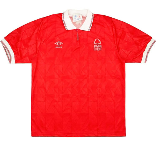 Nottingham Forest 1990 Home Shirt