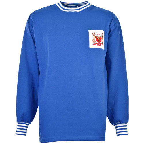 Nottingham Forest 1968 Away Shirt