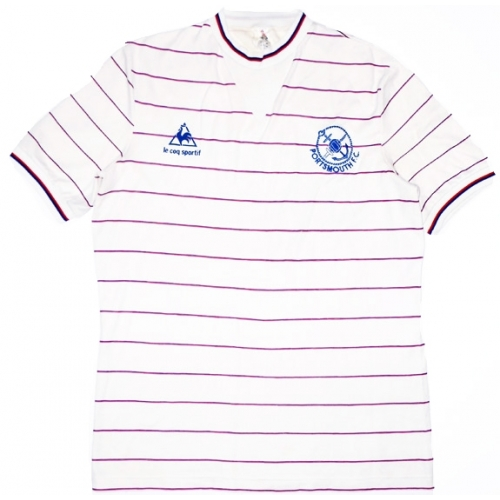 Retro Portsmouth Shirt 1983 away