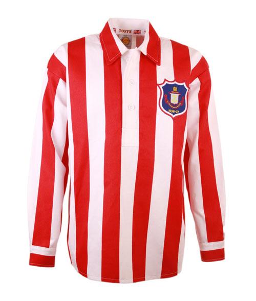 Retro Sunderland Football Shirts 1937 Cup Final