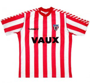 Sunderland Home Shirt 1988