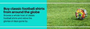 Classic Football Shirts Header