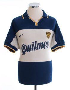 Boca Juniors Shirt 1998
