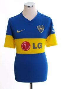 Boca Juniors Shirt 2011