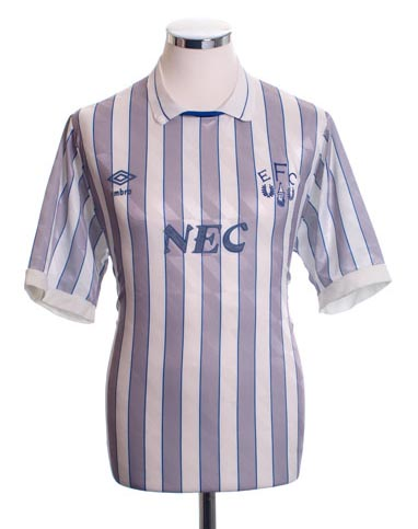 Everton 1988 Away Shirt